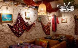 Отдых в чайхане «Алайский Базар»