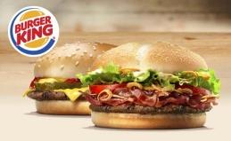 Чизбургер в Burger King