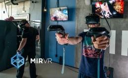 Игры в клубе Mir VR, «Бухарестская»