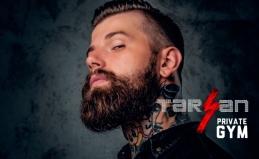 Мужская стрижка и коррекция бороды