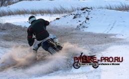 Прокат питбайков и мотоциклов