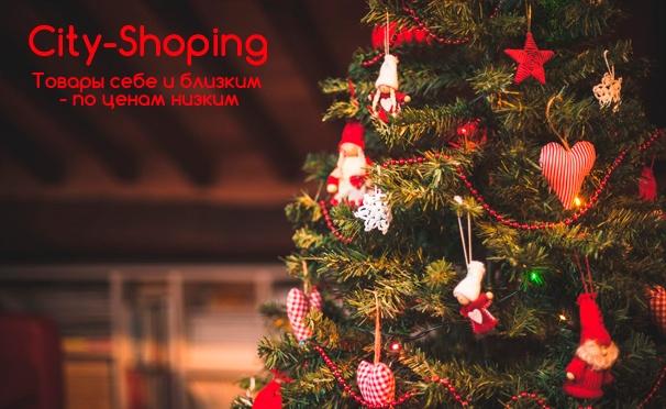 Скидка на Искусственные ели высотой до 210 см на выбор от интернет-магазина City-Shoping. Скидка до 85%