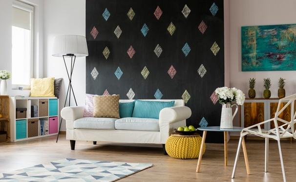 Скидка на Дизайн-проект жилого помещения площадью до 150 кв. м от компании «Аксиома» со скидкой до 84%