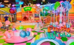 Развлекательный парк Funky World