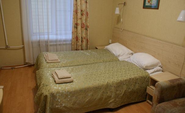 Скидка на Проживание в номере выбранной категории с завтраками в отеле «Большой 45» в центре Санкт-Петербурга. Скидка 50%