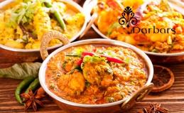 Индийский ресторан Darbars