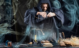 Участие в квесте «Тайна волшебника»