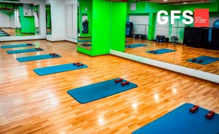 3 фитнес-клуба Gym Fitness Studio