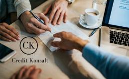 Списание долгов от Credit Konsalt