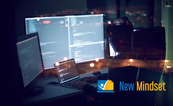 Скидка на Онлайн-курсы по программированию и графике от международного образовательного центра New Mindset. Скидка до 90%