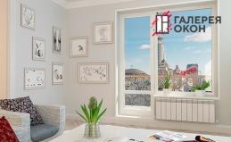 Пластиковые окна, лоджии и балконы
