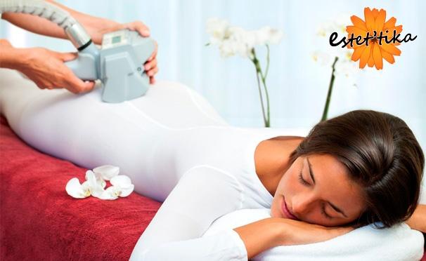 Скидка на Услуги сети салонов красоты Estettika: RF-лифтинг лица, шеи и зоны декольте, комплексная чистка кожи лица и LPG-массаж всего тела! Скидка до 82%
