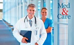 Обследование в медцентре Med & Care