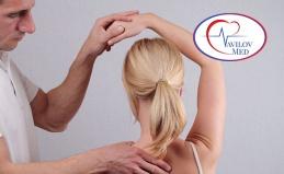Прием мануального терапевта и массаж