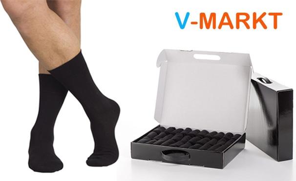 Скидка на Мужские носки в подарочном кейсе с доставкой по всей России от интернет-магазина V-Markt. Скидка до 75%