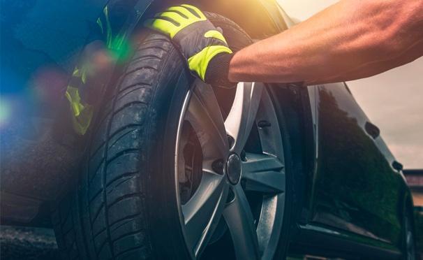 Скидка на Шиномонтаж четырех колес от R13 до R22 + балансировка в автосервисе «На Ясеневой, 48». Скидка до 60%