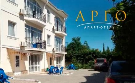 Апарт-отель «Арго» в Коктебеле