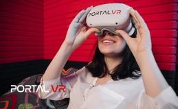 Час игры в клубе Portal VR