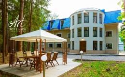 Отдых в арт-отеле «Караськово»
