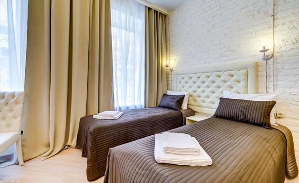 Скидка на Проживание в «Гостевых комнатах на Марата, 10» в центре Санкт-Петербурга со скидкой 50%