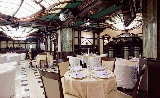 Скидка на Скидка 50% на всё меню и напитки для компании до 15 человек в ресторане «Оровела»