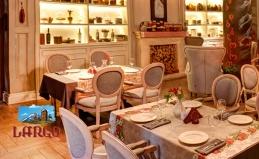 Отдых в грузинском ресторане Largo