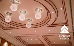 Натяжные потолки от компании Potolqi