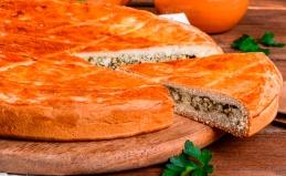 Доставка пирогов от «ИрПирог»