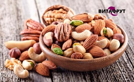 Орехово-фруктовые смеси
