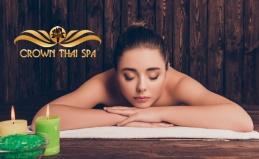 Спа-ритуалы в салоне Crown Thai Spa