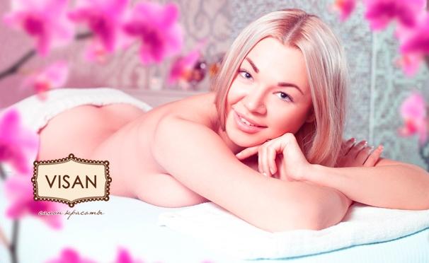 Скидка на Spa-программы или традиционный тайский массаж на матах, oil-массаж в салоне Visan на «Маяковской». Скидка до 60%
