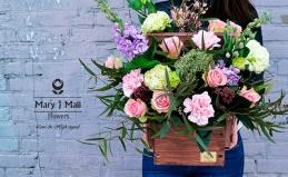 Букеты цветов от Mary J Mall Flowers