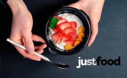 Доставка питания от justfood