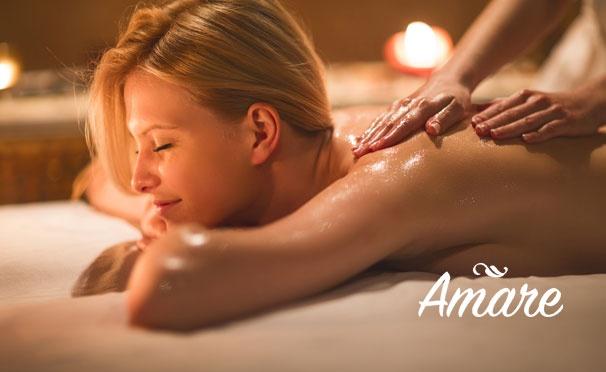 Скидка на Спа-программы с пилингом, обертыванием, массажем и другими приятными процедурами в спа-салоне Amare. Скидка до 71%