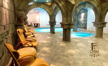 Отдых в Ереване в отеле Latar 5*