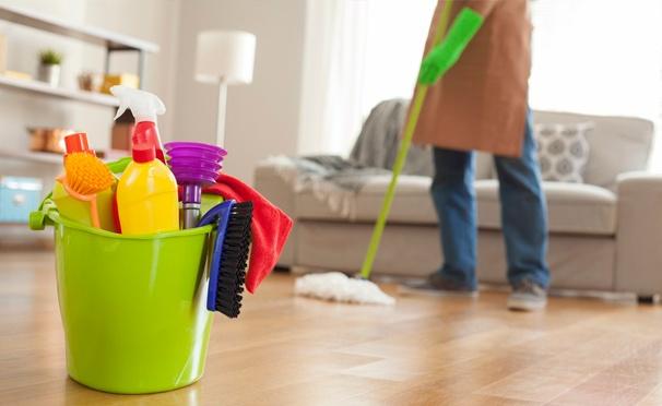 Скидка на Генеральная уборка квартиры + уборка квартиры после ремонта от клининговой компании «РДСервис». Скидка до 51%