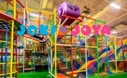 Парк Joki Joya в ТРЦ «Весна!»