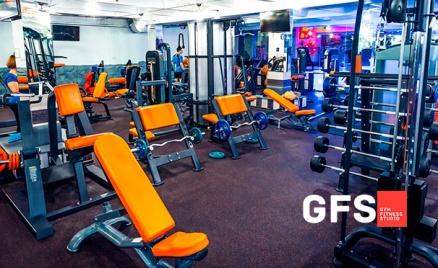 Фитнес-клуб Gym Fitness Studio