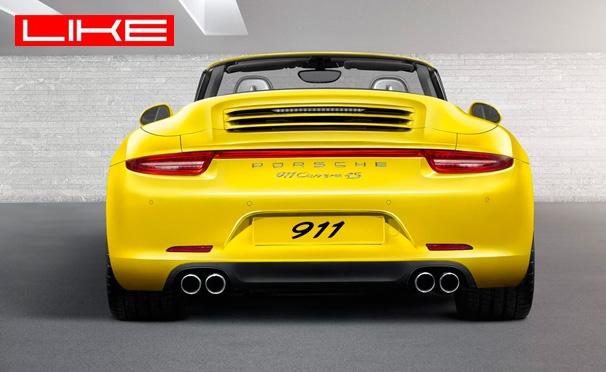 Скидка на Прокат спорткара Ferrari California, Porsche 911 или Porsche Panamera Turbo с возможностью тест-драйва от компании Like. Скидка до 55%
