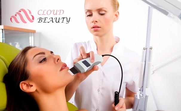 Скидка на Чистка лица, RF-лифтинг, газожидкостный, алмазный, гликолевый, молочный, миндальный пилинг в центре эстетической медицины Cloud Beauty. Скидка до 90%