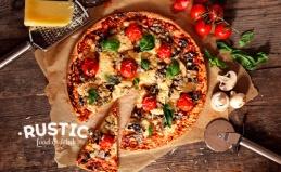 Пиццерия Rustic на «Багратионовской»