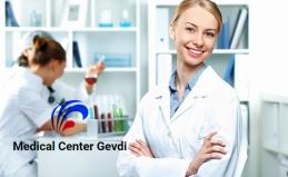 Обследование в медцентре «Гевди»