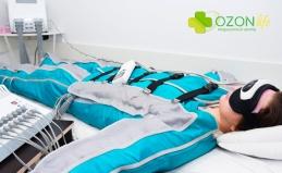 Прессотерапия и озонотерапия тела