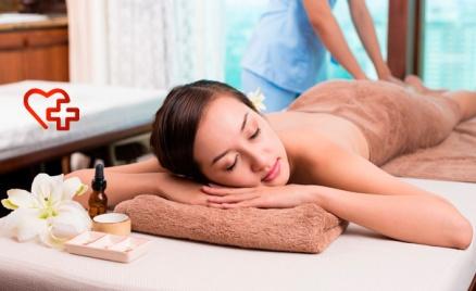 Анализ состава тела + массаж