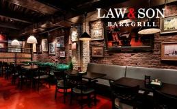 Шотландский паб Law & Son