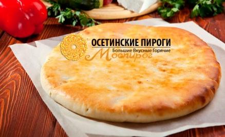 Пироги и пицца от пекарни «Моспирог»