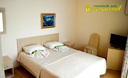 Отдых в отеле «Бугенвиллия» в Анапе