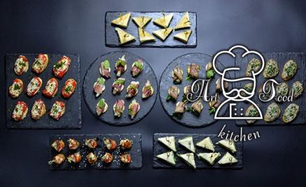 Фуршетные сеты от ArtFood Kitchen
