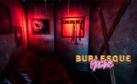 Мужские бары Burlesque и Virgins