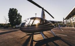 Полет на вертолете от «АэроБэйс»